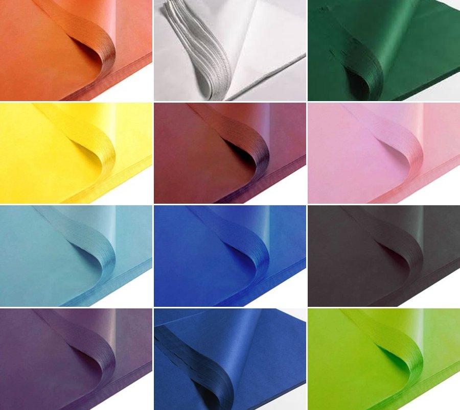Tissue Paper More Solid Color Bulk Chantal Dlarenti